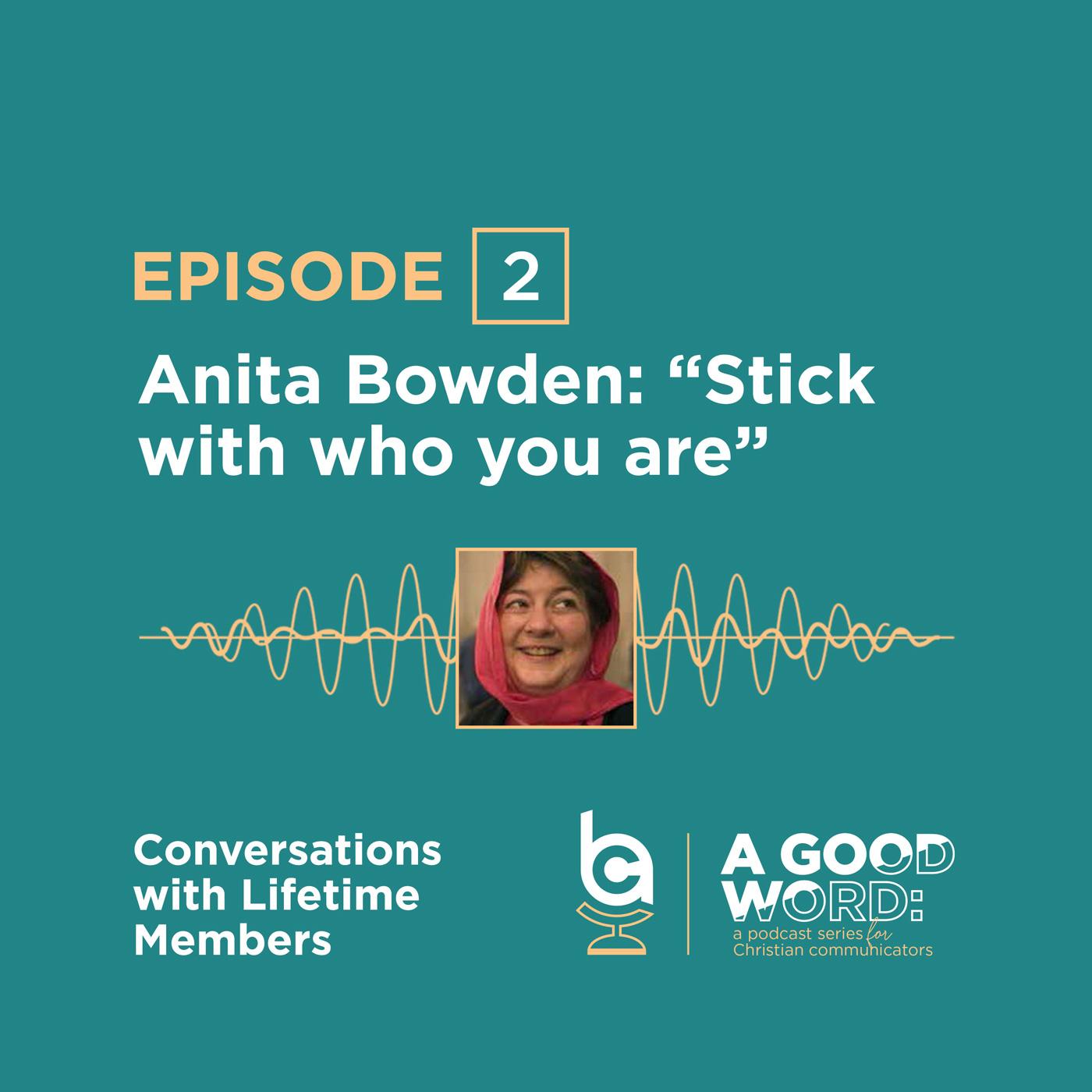 Episode 2: Anita Bowden