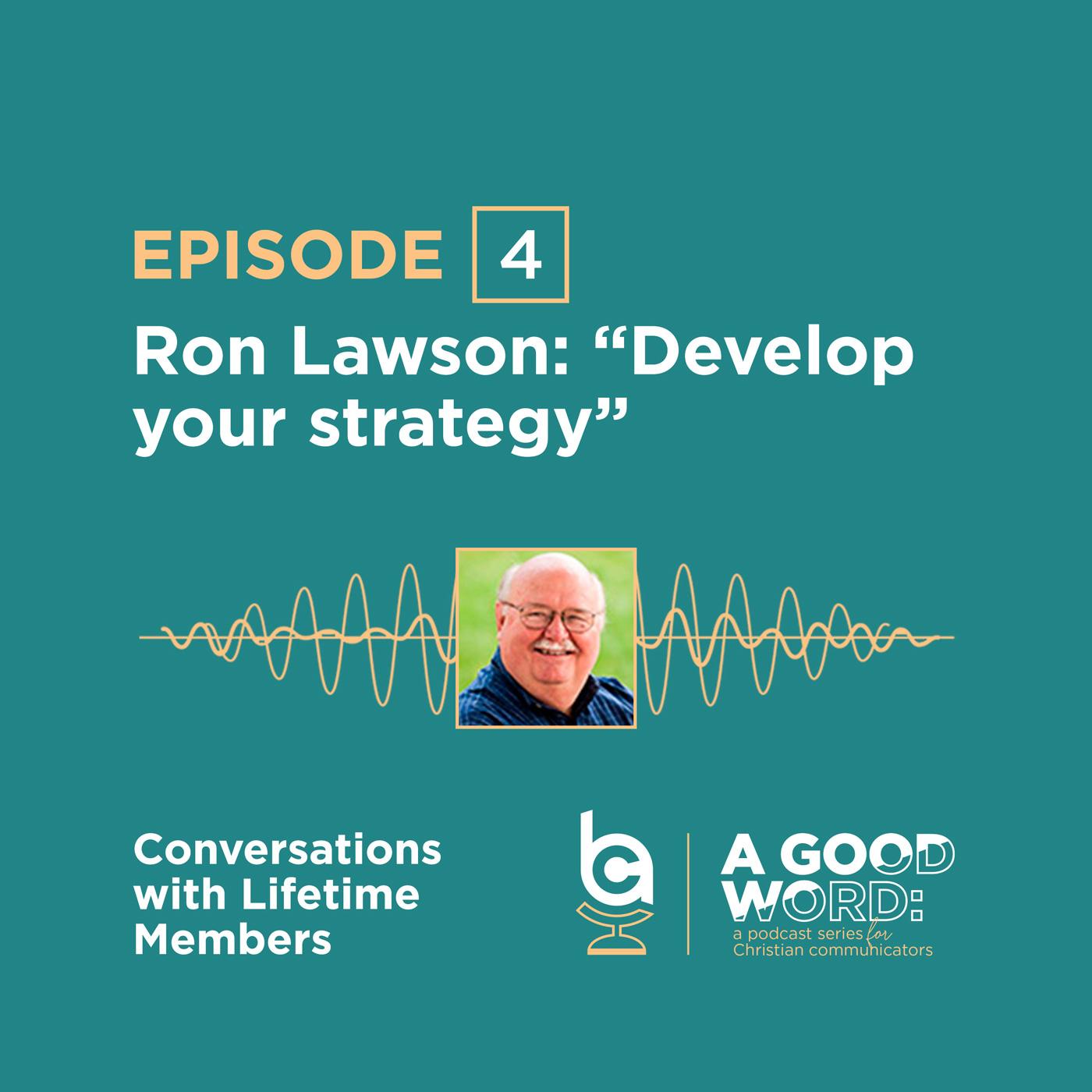 Episode 4: Ron Lawson